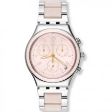 RELLOTGE SWATCH DONA IRONY DREAMNIGHT ROSE YCS588G