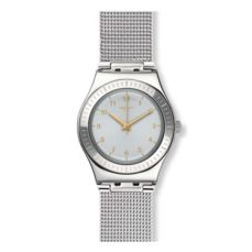 SWATCH WATCH FOR WOMEN IRONY QUITENESS YLS187M