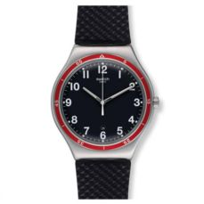 RELOJ SWATCH IRONY RED WHEEL YWS417