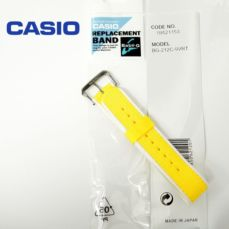 CASIO BABY-G WATCH BAND NYLON YELLOW 09521153
