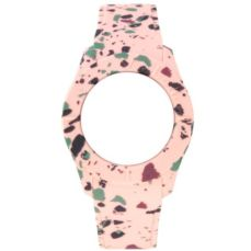 CORRETJA RELLOTGE WATX&COLORS 38MM SMART GRANITE PINK PATTERN COWA3509