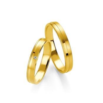 breuning oro amarillo alianzas boda