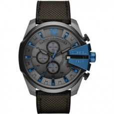 DIESEL WATCH FOR MEN MEGA CHIEF DZ4500