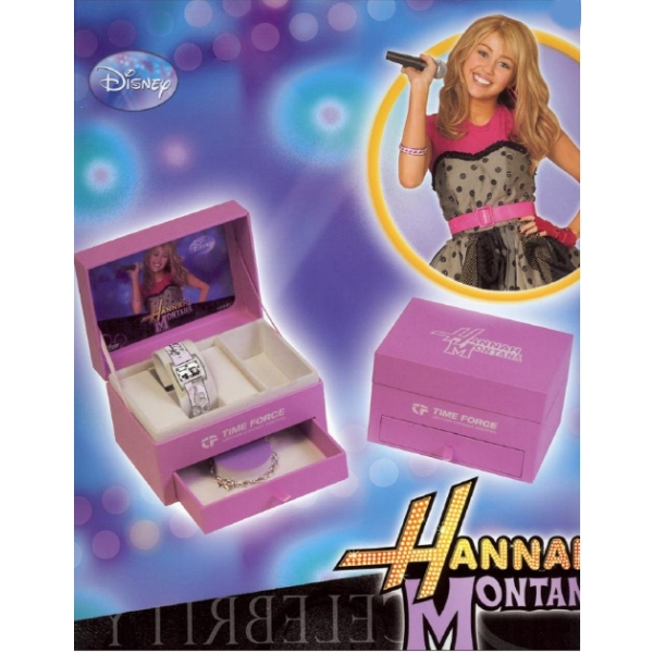 HANNAH MONTANA WATCH FOR KIDS FIRST COMMUNION HM1008