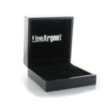 LINEARGENT CUFFLINKS FOR MEN 8008-BP
