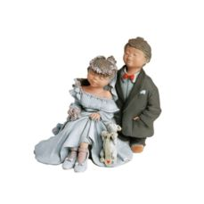 ELISA RESIN FIGURINE WEDDING PHOTO 9465
