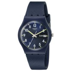 RELOJ SWATCH ORIGINALS SIR BLUE GN718