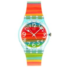 RELOJ SWATCH GENT COLOR THE SKY GS124