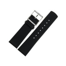 CALVIN KLEIN WATCH BAND LEATHER BLACK K600000074