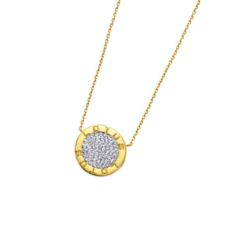 LOTUS SILVER PENDANT FOR WOMEN HIDRA LP1252-1/2