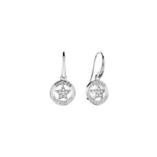 GUESS EARRINGS FOR WOMEN UBE21575