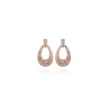 LUXENTER EARRINGS FOR WOMEN PLATA ET0771500