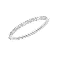 SWAROVSKI BANGLE FOR WOMEN STONE MINI 5032846 SIZE M