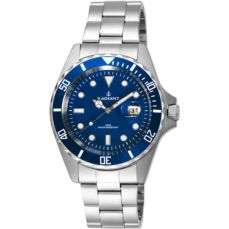 RADIANT WATCH FOR MEN NAVY STEEL RA410202