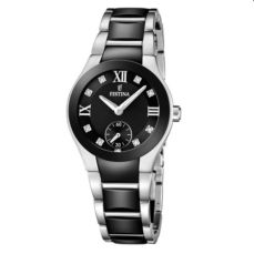 FESTINA WATCH FOR WOMEN CERAMIC F16588/3