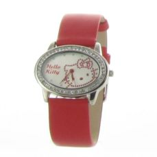 RELOJ HELLO KITTY NIÑA 24552