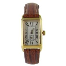 HAMILTON WATCH FOR WOMEN LEATHER H616228