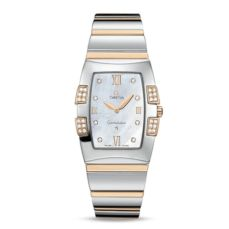 OMEGA WATCH FOR WOMEN CONSTELLATION O12867500