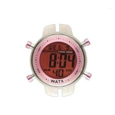 CAJA RELOJ WATX&COLORS 43mm DIGITAL PINK PANTHER RWA1003