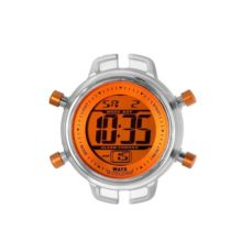 WATX&COLORS CASE 38mm DIGITAL PAPAYA RWA1501