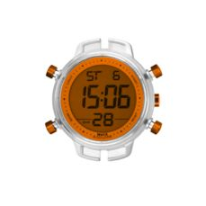 CAJA RELOJ WATX&COLORS 49MM DIGITAL PAPAYA RWA1717