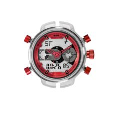 CAJA RELOJ WATX&COLORS 49MM ROCK CHILI RWA2705