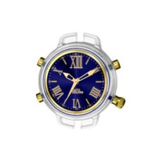 CAJA RELOJ WATX&COLORS 43MM ROMANS LADY GOLD RWA4048
