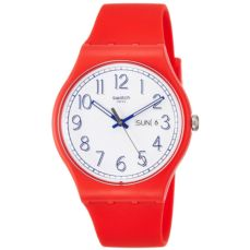 RELOJ SWATCH NEW GENT RED ME UP SUOR707