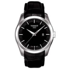 TISSOT WATCH FOR MEN COUTURIER T0354101605100