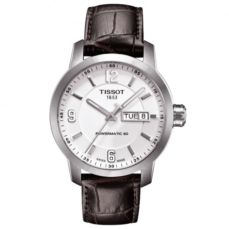 TISSOT WATCH FOR MEN PRC 200 AUTOMATIC T0554301601700