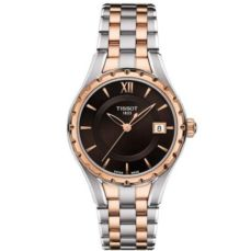 TISSOT WATCH FOR WOMEN LADY QUARTZ T0722102229800