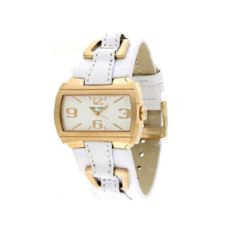 RELOJ TIME FORCE MUJER BLANCO Y CHAPADO ROSE TF3167L11