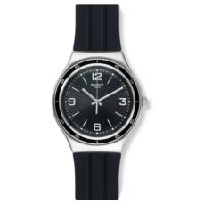 RELOJ SWATCH IRONY SHINY BLACK YGS132