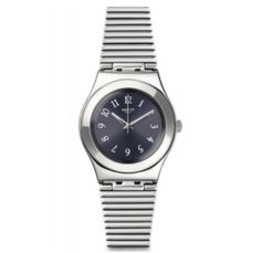 SWATCH WATCH FOR WOMEN IRONY STARLING YLS186G