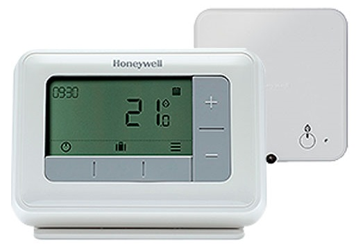 Lyric T4R Honeywell Y4H910RF4003 Termostato inalámbrico programable