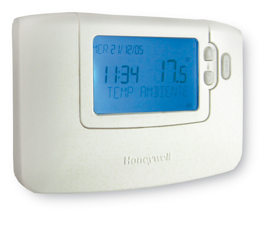 Cm907 honeywell cronoterm termostato semanal - Probleme thermostat chaudiere ...