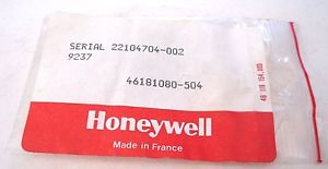 Resistencia 46181080-504 Honeywell