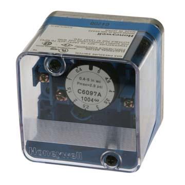Presostato C6097A1012 Honeywell