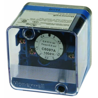 Presostato C6097A2200 Honeywell