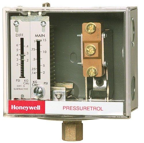 Presostato L404F1227 Honeywell