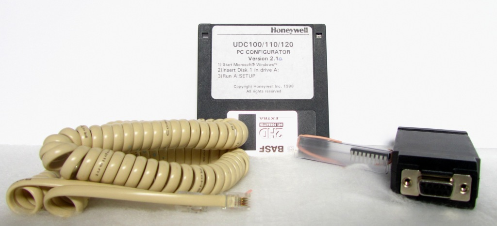 Kit de configuración 46191310-501 Honeywell