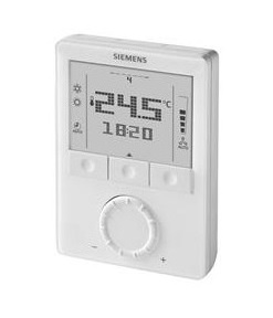 Siemens RDG160T Termostato digital programable