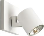 PLAFÓN PHILIPS RUNNER 1 HALOGENA BLANCO