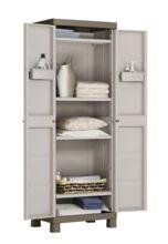 armario resina para exterior modelo dos columnas