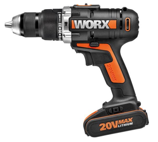 Atornillador wx372 herramientas baratas ferreteria online - Taladro atornillador electrico ...