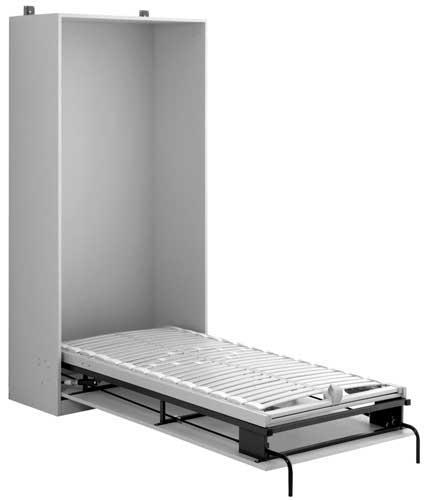 Herraje para cama abatible longitudinal - Mecanismo para camas abatibles ...
