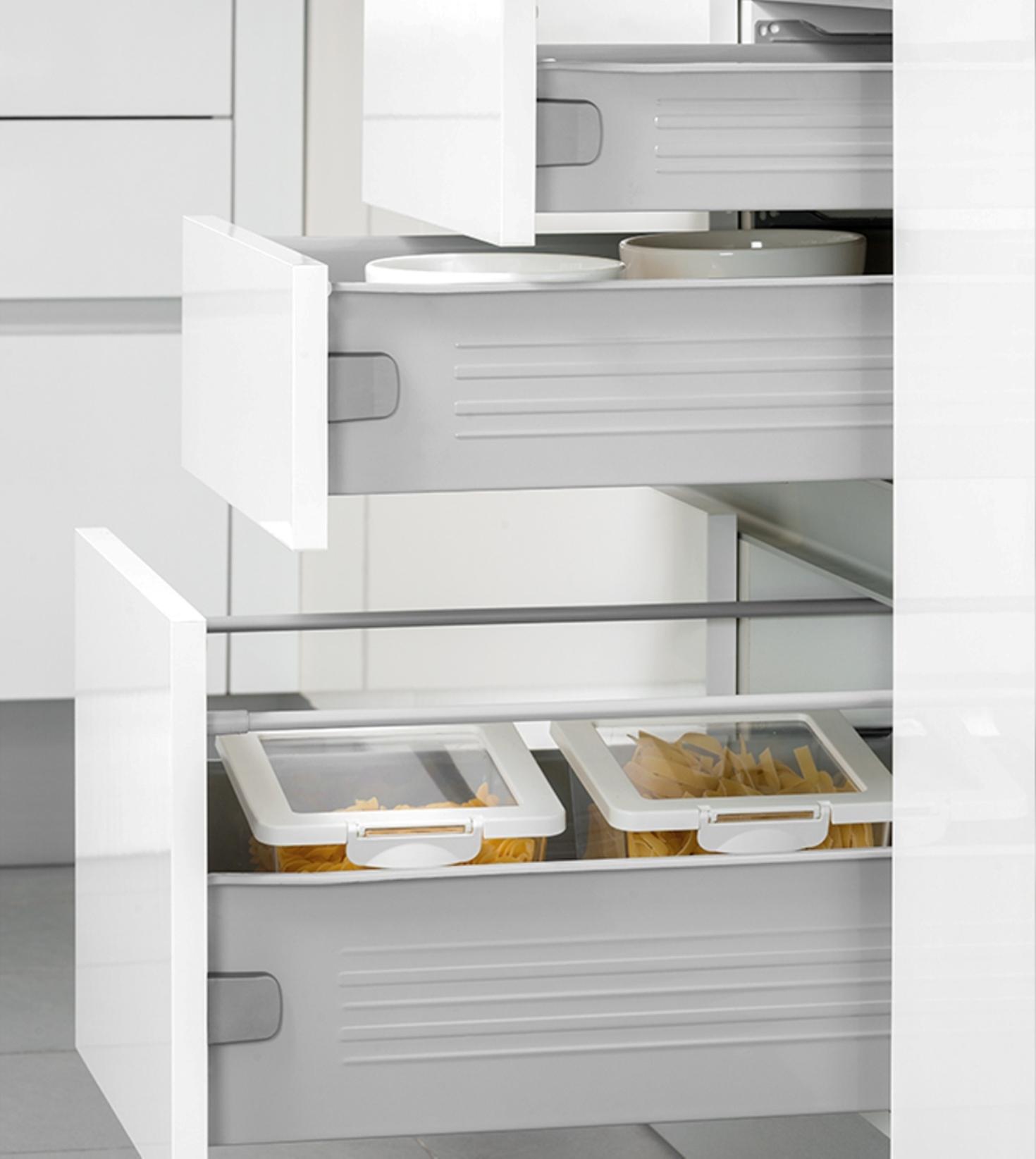 Herrajes extraibles para muebles de cocina - Herrajes para muebles cocina ...