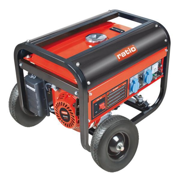 Generador electr geno gasolina rg 3600 for Generador gasolina barato