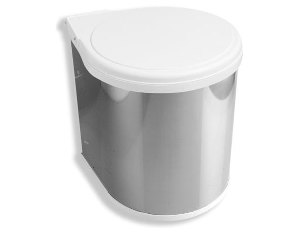Cubo de basura 8035865 accesorios de cocina niubo - Cubo basura cocina ...