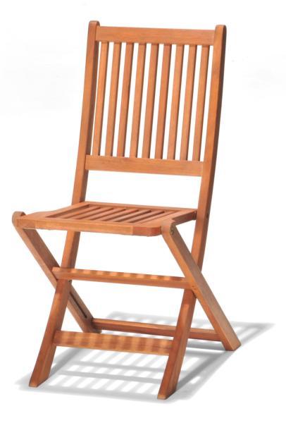 Silla de madera - Sillas plegables de madera ...